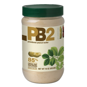 PB2 POWDER PEANUT BUTTER, 453g (1lb Jar) - Natural
