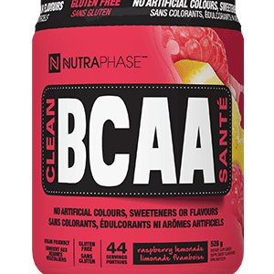 NutraPhase Clean BCAA, 44 Servings