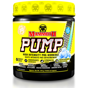 Mammoth PUMP, 30 Servings