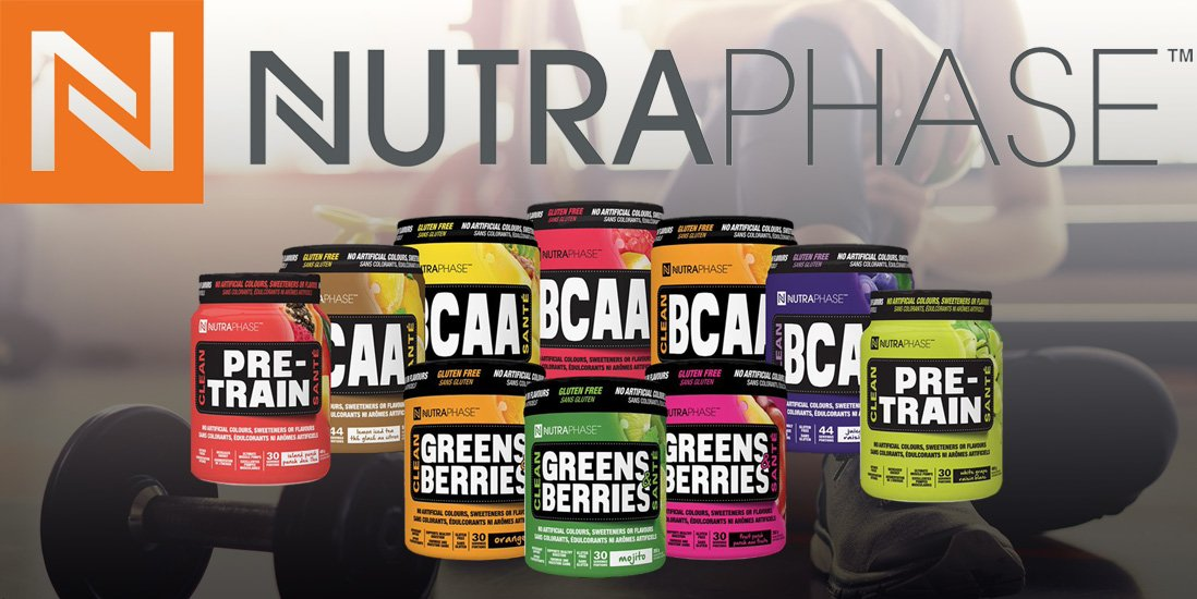 NutraPhase Sports Supplements